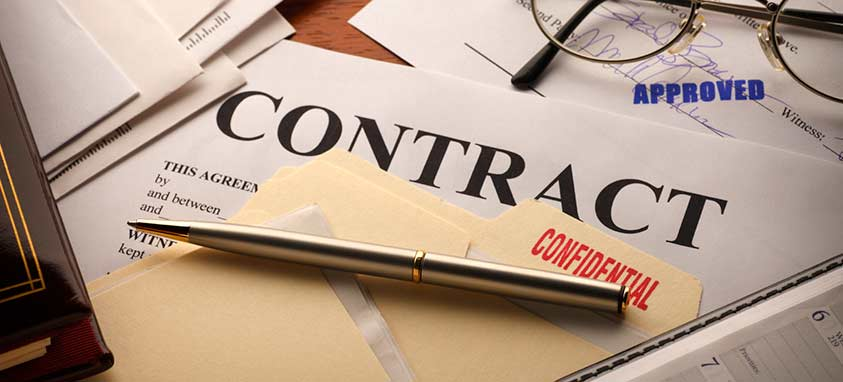 Contracts and Attrition