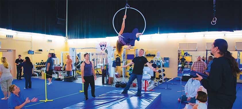 Spark-program-Cirque-du-Soleil