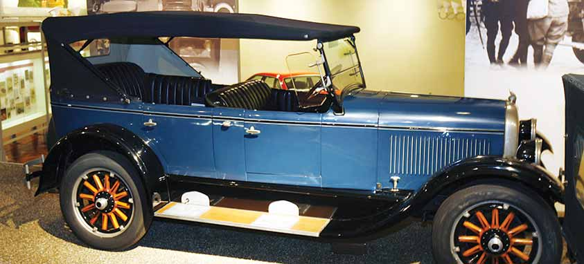 1924-Chrysler-touring-car-The-Henry-Ford