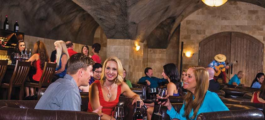 Wine Cave at Pala Casino