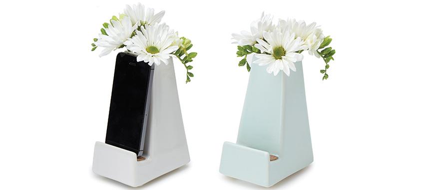 Smartphone Vase