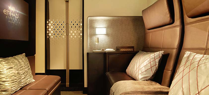 etihad the residence most expensive flight