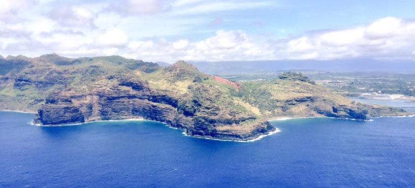 Maui and Kauai