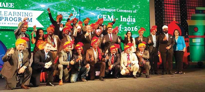CEM India Grads