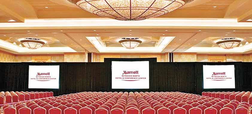 Bethesda North Marriott & Conference Center Room