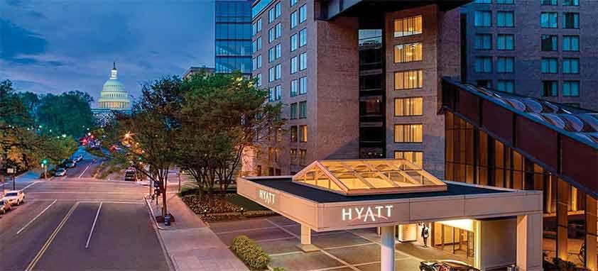Hyatt Regency Washington Capitol Hill