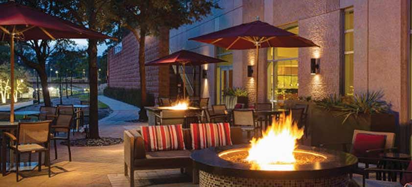 Woodlands Waterway Marriott Hotel