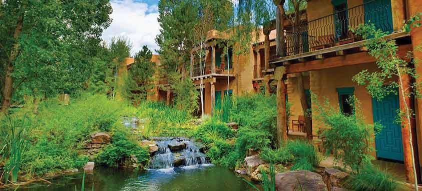 Home-El-Monte-Sagrado-Taos-Hotel-Waterfall