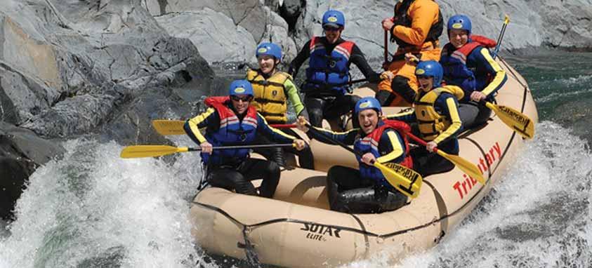 North-Fork-American-River-Chamberlin-Falls-Class