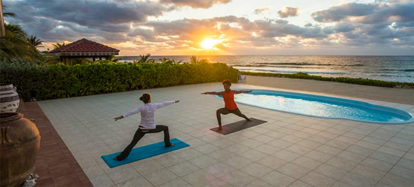 cayman-island national yoga month