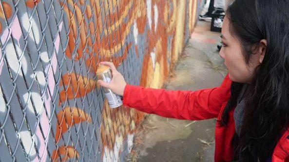 Oakland volunteers