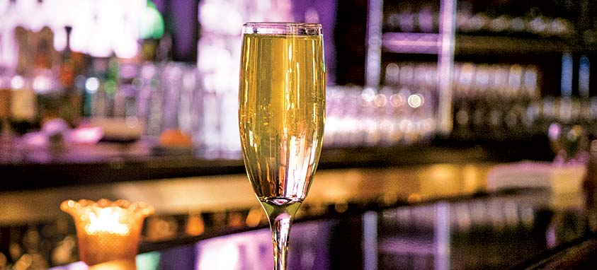 amazing champagne options