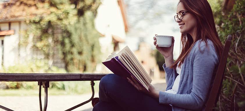 planner reading