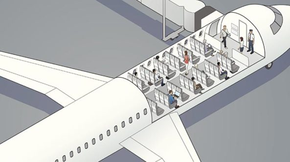 FAA airline seats