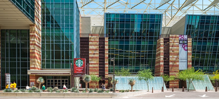 Downtown Phoenix Is Pedestrian Friendly Restaurants Sporting Venues And Nightlife Options Are Walkable From The Convention Center