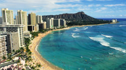 Wakiki Beach, Honolulu