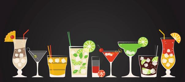 signature sports cocktails