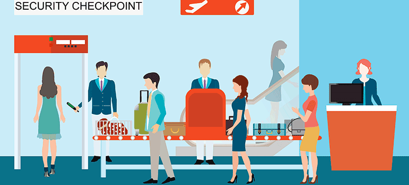 Are We One Step Closer to Every Air Traveler's Dream: No-Sweat Security Check?