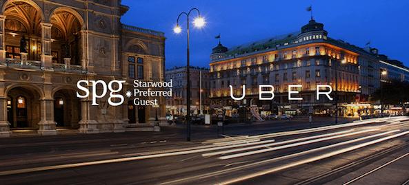 starwood uber
