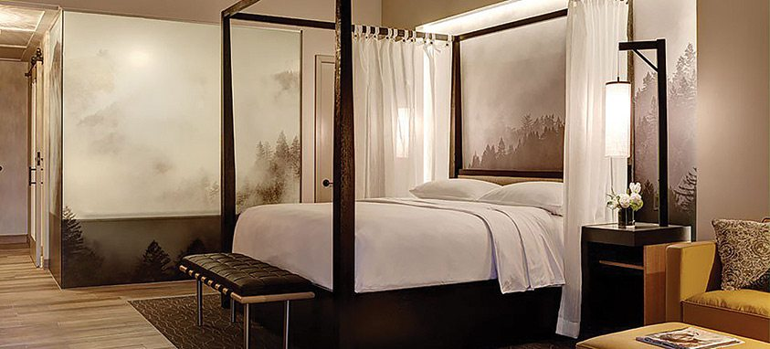 Archer Hotel guestroom