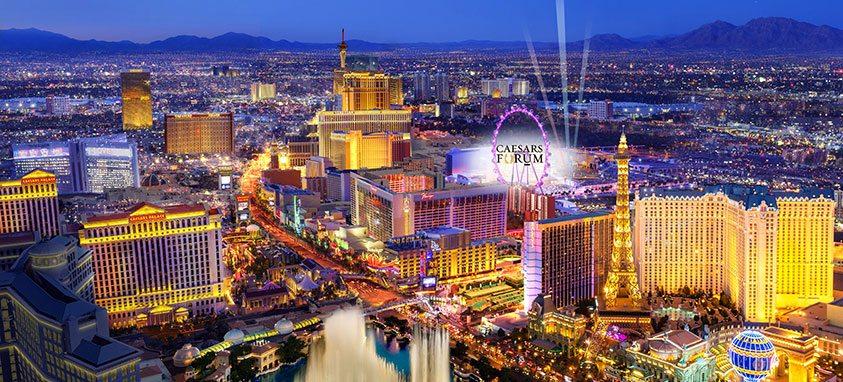Caesars Forum Conference Center Announced in Las Vegas