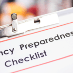 The Essential Emergency Plan Checklist
