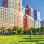 Downtown Meetings Show Their Urban Green