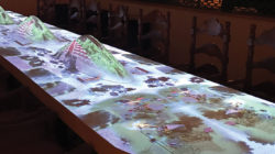 Projection Mapping Turns Pixels into Art