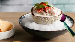 A Fish Story: A Celebration of Ceviche