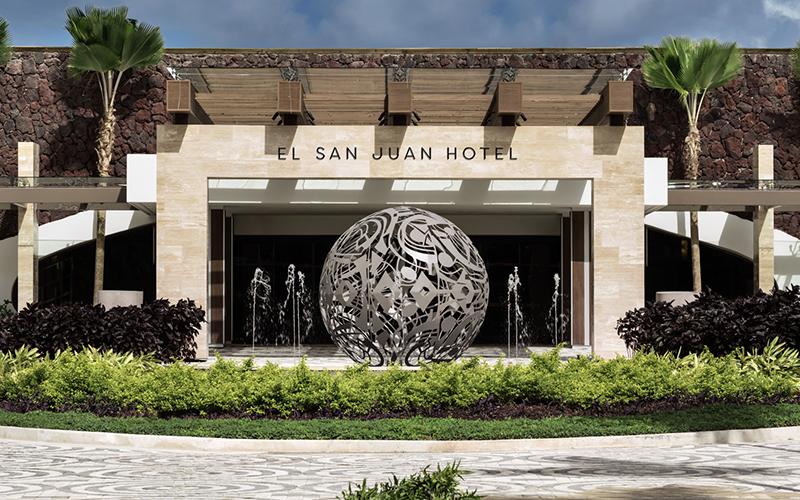 El San Juan Hotel, Puerto Rico