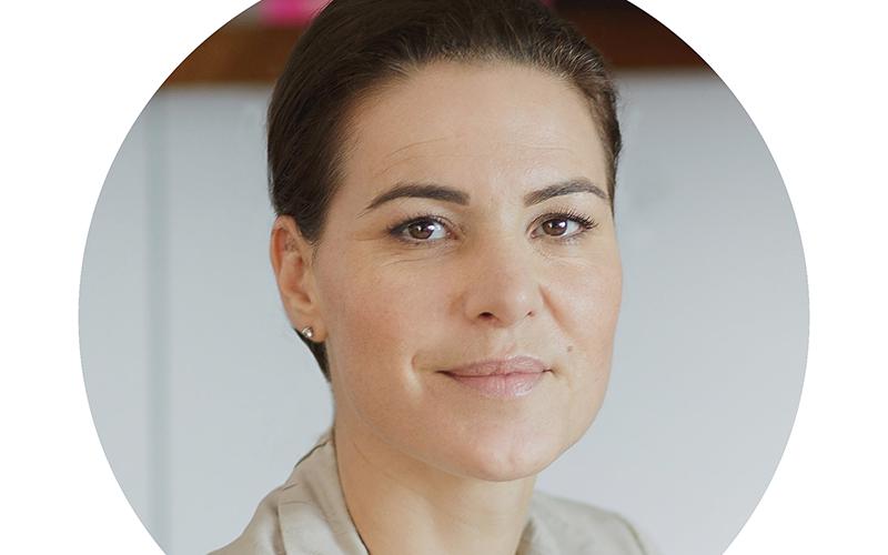 Sabrina Millet-Kanabar, Emerging Leader Award