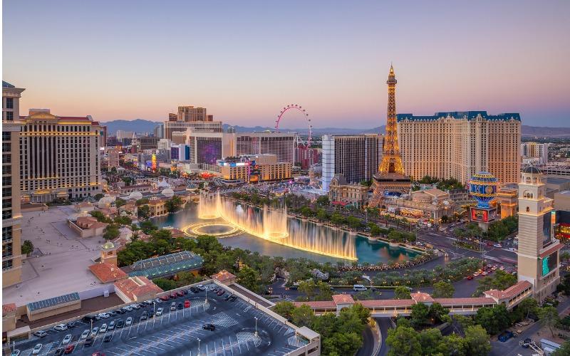 2. Las Vegas