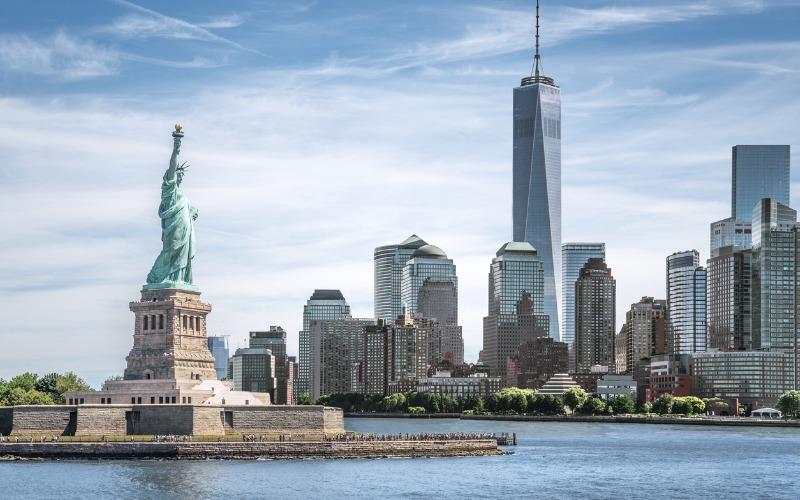 8. New York