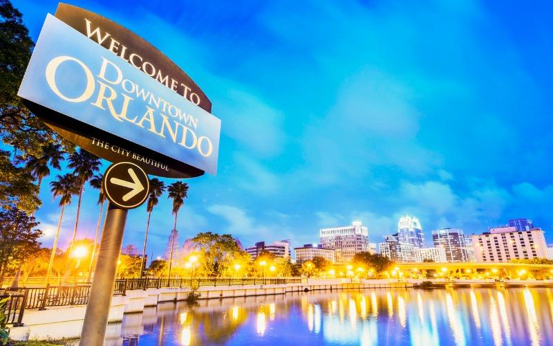 1. Orlando, Florida