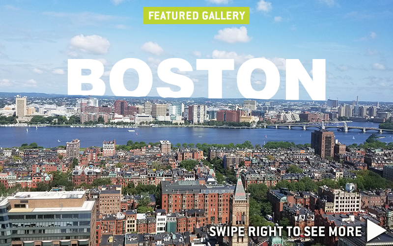 3 Days in Boston with Smart Meetings