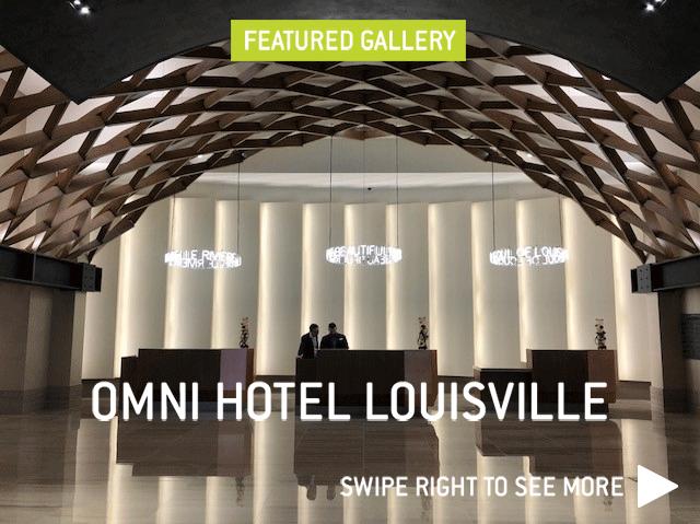 Smart Meetings Visits The Omni Louisville