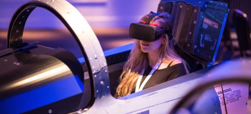 Mach 3 Flight Simulator IMBT World 2018