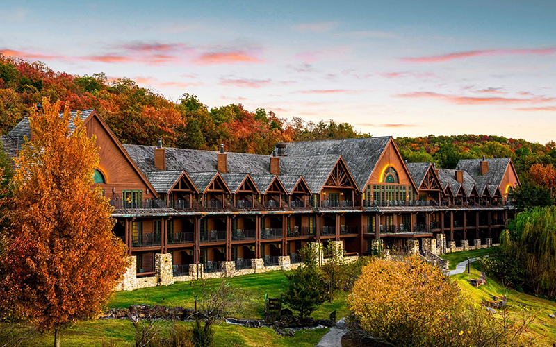 Big Cedar Lodge Renovated