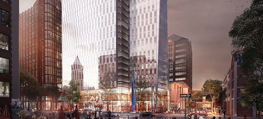 Indiana Convention Center Proposed Expansion