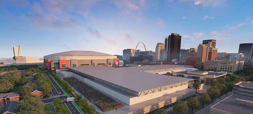 St Louis Convention Center Expansion