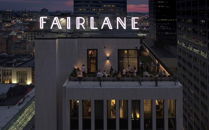 Fairlane Hotel, Nashville, Tennessee