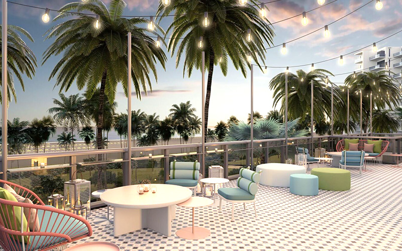 The Confidante, Miami Beach