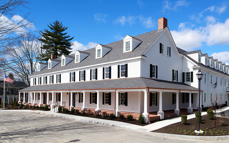 The Groton Inn, Massachusetts