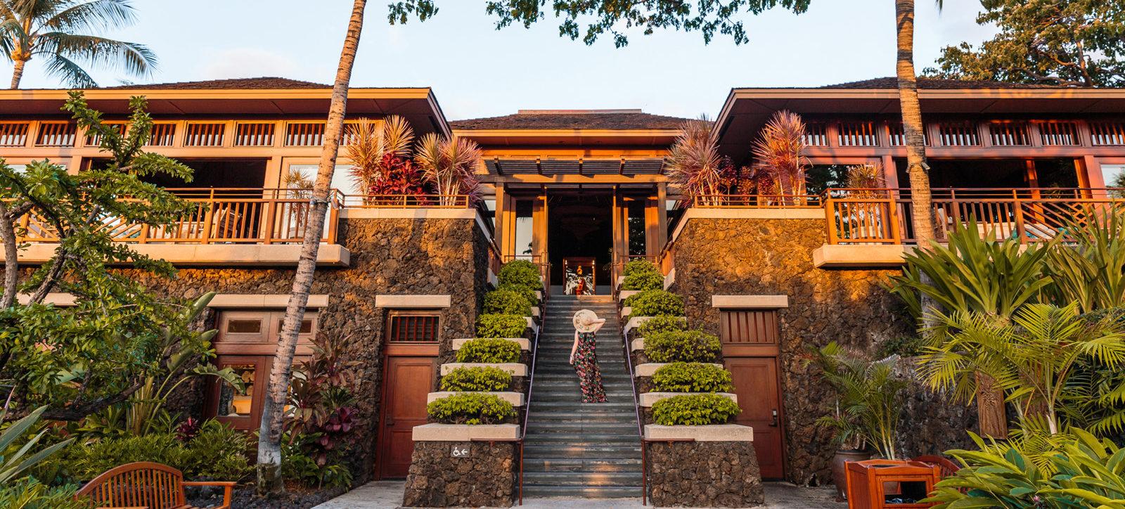 Hualalaifour seasons best hotels u.s.