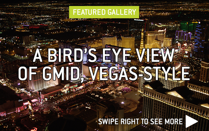 A Bird's Eye View of GMID Vegas-Style