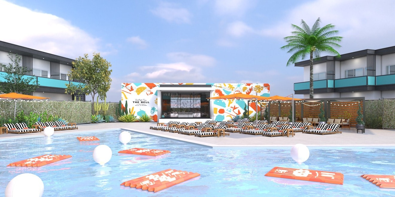 Taco Bell Hotel Shows Staying Power Of Pop Ups Smart