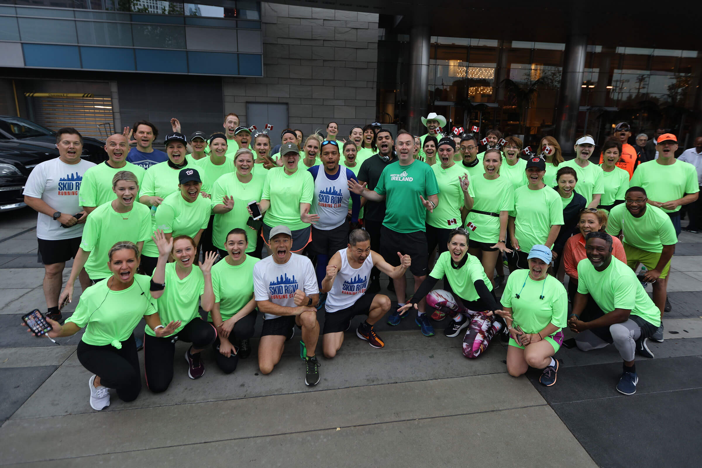 PCMA Skid Row Fun Run