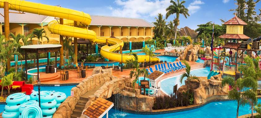 Jewel Lagoon Water Park at Jewel Runaway Bay Beach & Golf Resort