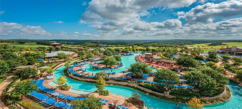 River Bluff Experience at the JW Marriott San Antonio Hill Country Resort & Spa